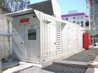 Дизель-генераторная установка (ДГУ)