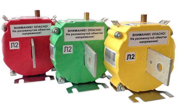 Замена трансформаторов тока в щитах учета.
