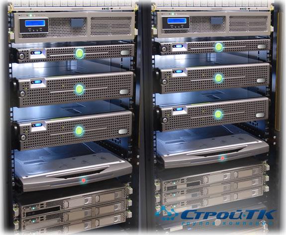 Настройка и поддержка серверного оборудования.