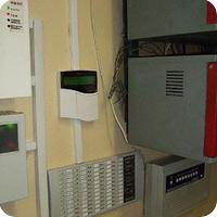Обслуживание и ремонт пожарной сигнализации.