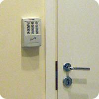 Монтаж систем контроля доступа.