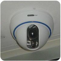 Монтаж систем видеонаблюдения любой сложности.