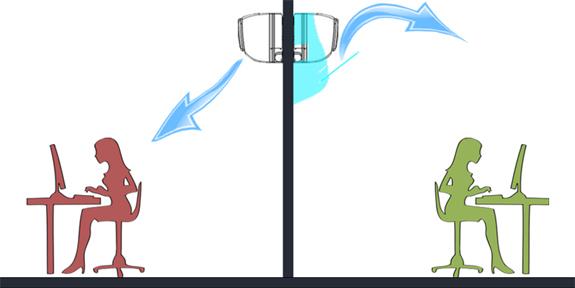 Картинки по запросу защитный экран на кондиционер как работает