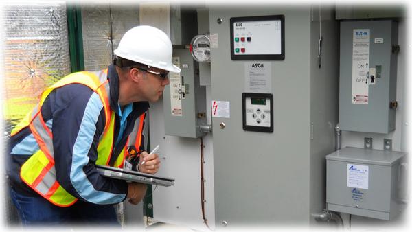 Обслуживание электроустановки Потребителя.